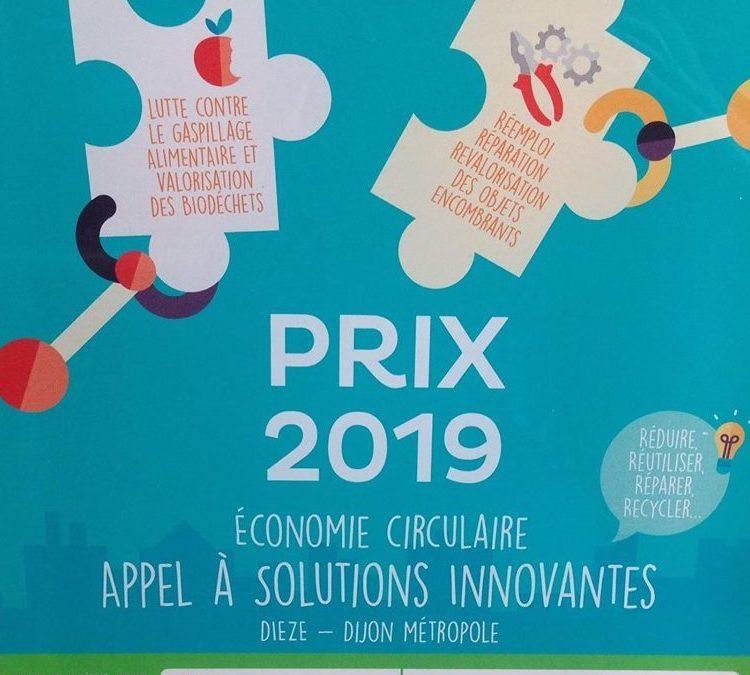 La recyclade lauréate du prix de l'innovation sociale