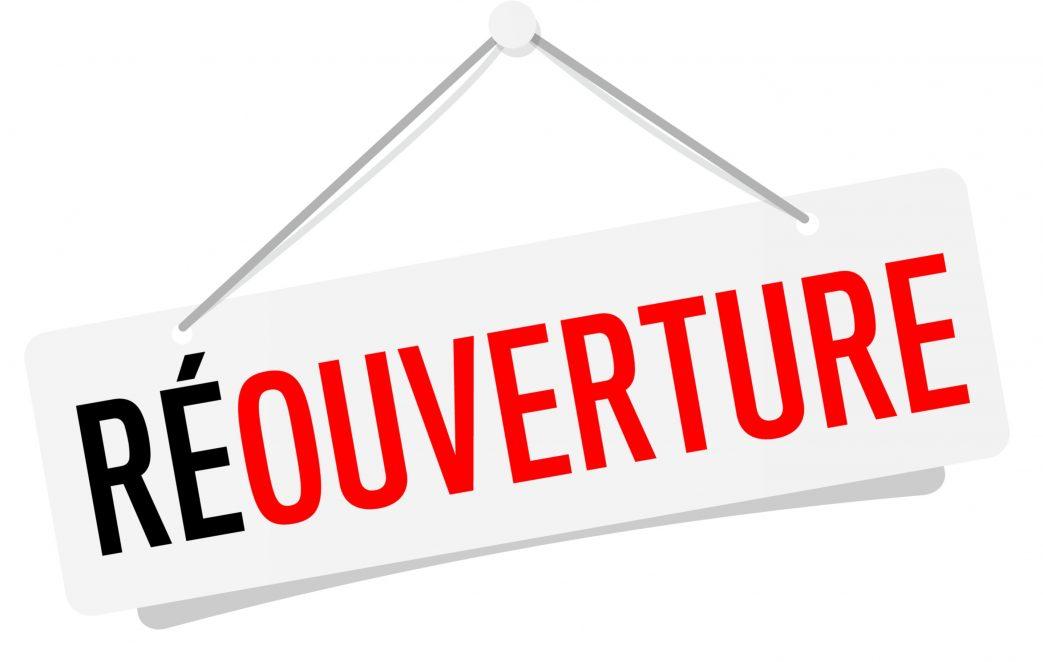 Ré-ouverture des 2 boutiques solidaires le mardi 27 avril à 14h.